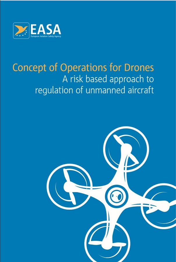 EASA Concept Drones