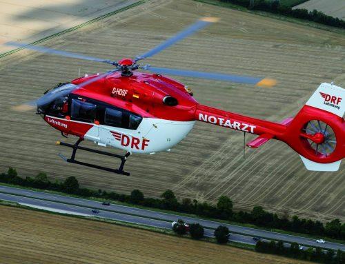 Drohne kreist in Sankt Georgen über einem Einsatzort der Feuerwehr und löst Verunsicherung beim Piloten eines Rettungshubschraubers aus