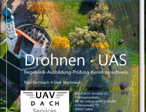 UAVDACH-Services UG auf der AERO Friedrichshafen mit Ausbildung und Prüfung