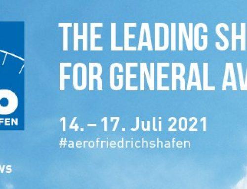 AERO Friedrichshafen sagt die Summer Edition 2021 ab