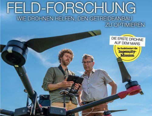 Ausbildung für Fernpiloten bei UAVDACH-SERVICES UG im DRONES Magazin