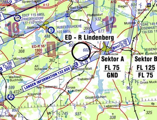 Flugbeschränkungsgebiet ED-R in Bremen Forschungsprojekt VALUAS (6. Juni – 2. Juli 2021)